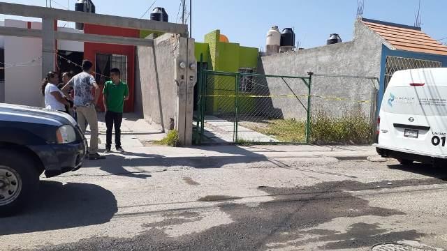 ¡Joven se ahorcó en el patio de su casa en San Francisco de los Romo, Aguascalientes!