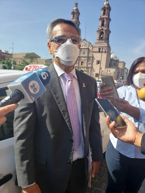 ¡Sin especialistas suficientes para tratar COVID: Miguel Ángel Piza Jiménez!