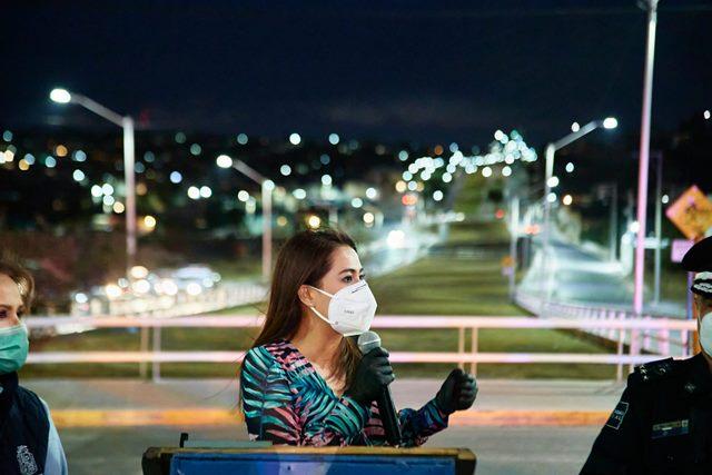 ¡Tere Jiménez da resultados: 57 mil nuevas luminarias led hacen de Aguascalientes una ciudad iluminada y segura!