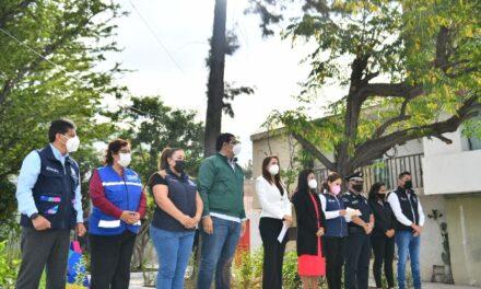 ¡Tere Jiménez entrega obra de remodelación de plazuela y camellón en avenida Independencia!