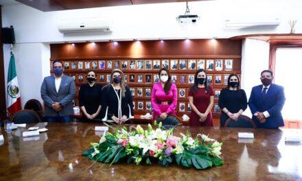 "¡Tere Jiménez presenta programa ""100 Mujeres por Aguascalientes""!"