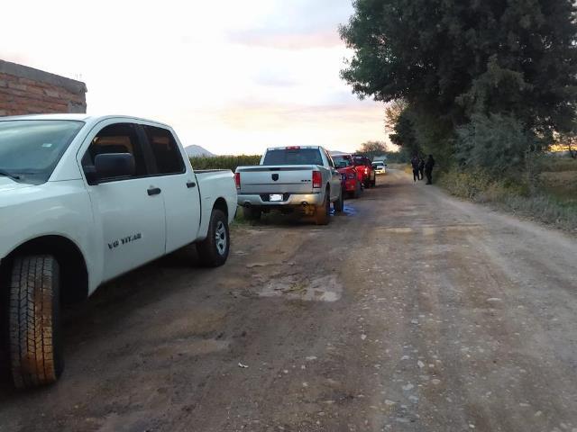 ¡Tras balacera capturaron a tres delincuentes en Aguascalientes y se aseguraron narcóticos y armas!