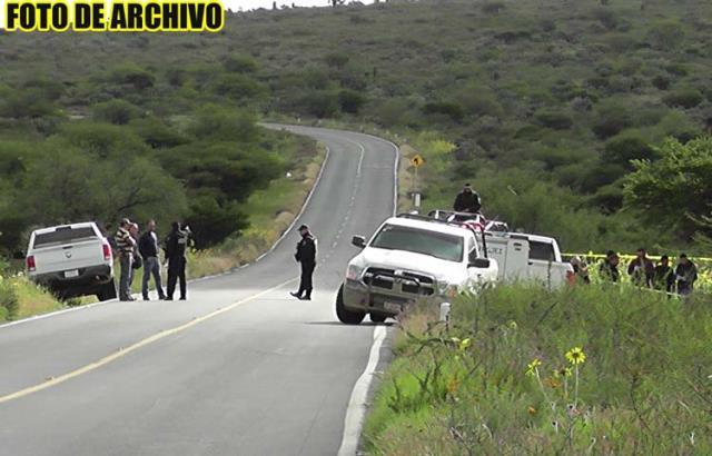 ¡Torturaron y ejecutaron a tres zacatecanos en San Luis Potosí!