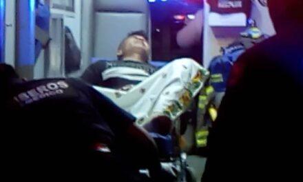 ¡Un hombre se dio un balazo en la zona genital por manipular un arma de fuego en Aguascalientes!