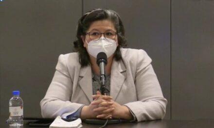 ¡Se confirman 8 personas reinfectadas de coronavirus en Aguascalientes: María Eugenia Velasco Marín!