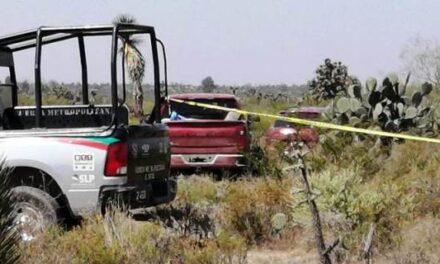 ¡Hallaron a otras 13 personas ejecutadas en los límites entre S.L.P. y Zacatecas!