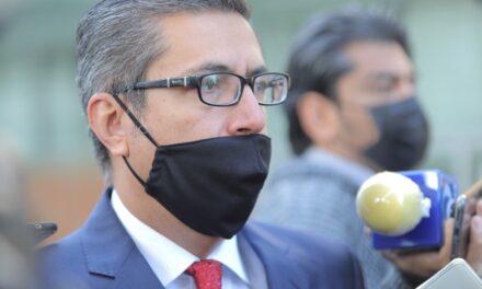 ¡Se descarta que existan más narco-laboratorios en Aguascalientes: Jesús Figueroa Ortega!