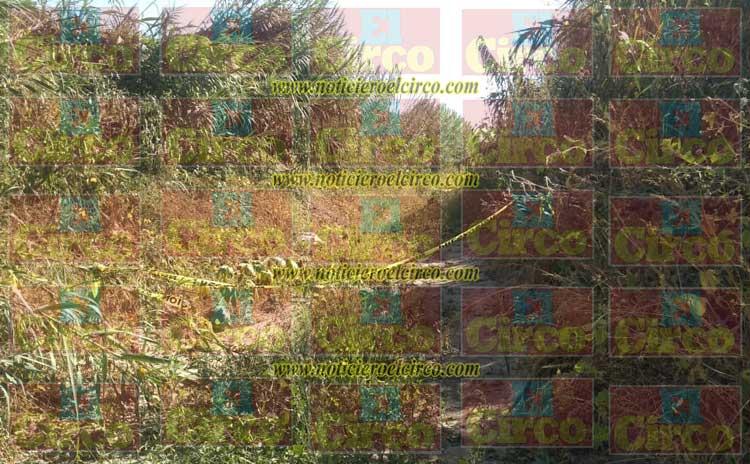 Hallan a un hombre sin vida en un canal por el Rancho Tampico en Lagos de Moreno
