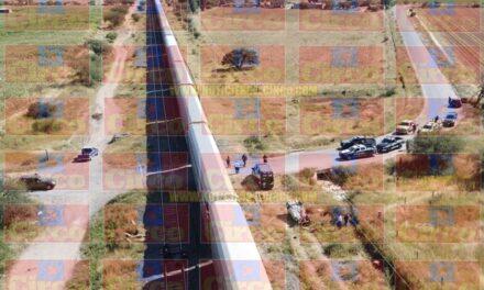 ¡Automovilista perdió la vida tras ser impactado por el tren en Fresnillo!