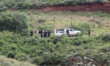 ¡Hallaron a una mujer ejecutada degollada en el Cerro de la Virgen en Zacatecas!