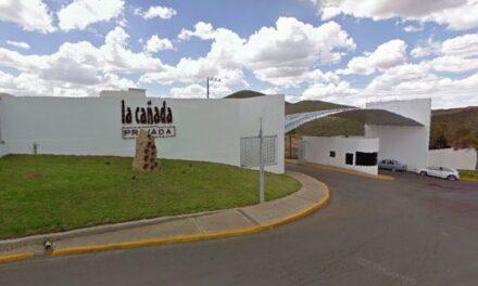 ¡Hombre se suicidó en la privada La Cañada en Guadalupe!