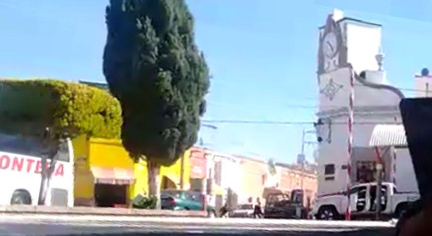¡Muere un policía y tres más resultan heridos luego de enfrentamiento con delincuentes en Ojuelos!