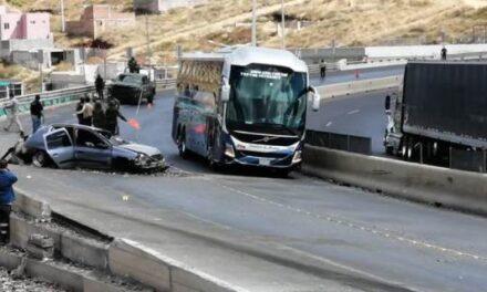 ¡Aguascalentense murió tras fuerte accidente en Zacatecas!