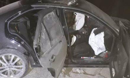 ¡Accidente en Tepezalá, Aguascalientes, dejó saldo de 1 muerto y 1 lesionado!