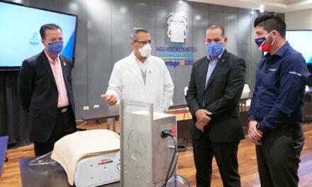 ¡Aguascalientes no dará paso atrás en el impulso a la ciencia y la tecnología: Martín Orozco!