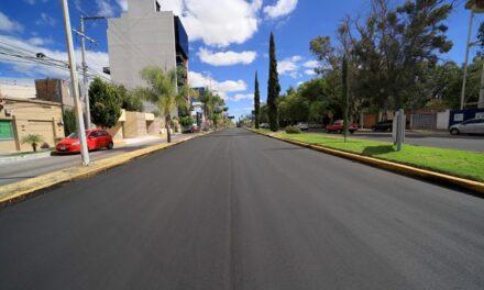 ¡Con inversión superior a los 5 millones de pesos concluye Municipio rehabilitación de boulevard Colosio!