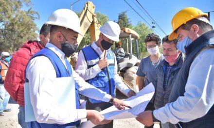 ¡Continúan los arranques de obra en el municipio de Jesús María!
