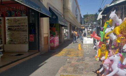 ¡Comercios del Centro de la ciudad esperan aumenten sus ventas durante el Buen Fin: Sergio Javier Piña de la Torre!