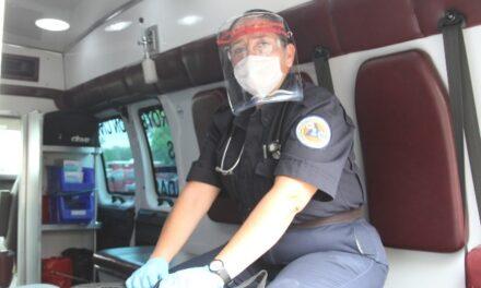 ¡Departamento de paramédicos municipales cumple 22 años al servicio de la ciudadanía!