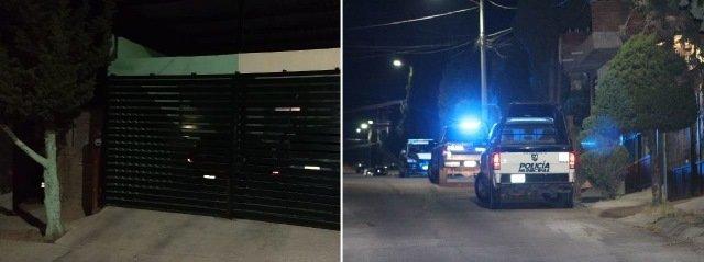 ¡A balazos capturaron a un peligroso sujeto en Aguascalientes!