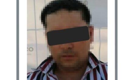 ¡Detuvieron a sujeto que cortejó y violó a una quinceañera en un hotel en Lagos de Moreno!