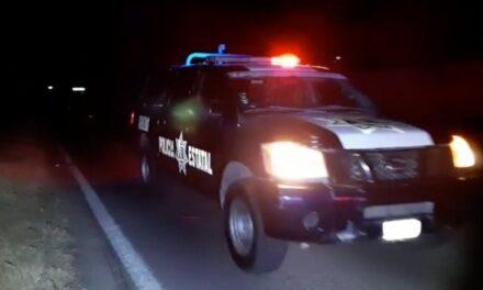 ¡Elementos de la SSPE y policías municipales de El Llano detuvieron a tres sicarios de Jalisco!