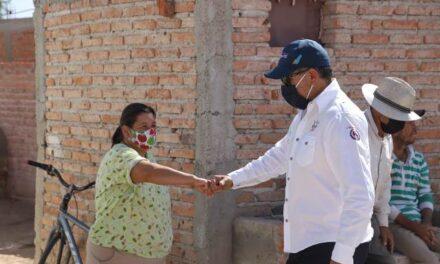 ¡Este Gobierno protege a las comunidades más alejadas de Aguascalientes: MOS!