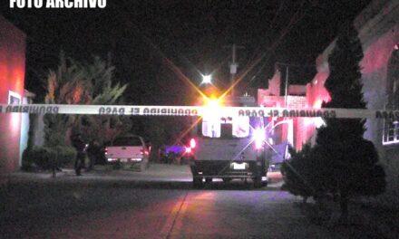 ¡Junto al Banco de Alimentos, en Guadalupe, ejecutaron a un hombre!