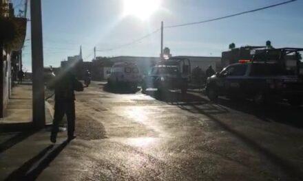 ¡A bordo de su camioneta ejecutaron a un hombre en Fresnillo!