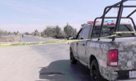 ¡Hallaron a 4 hombres ejecutados en Pinos en dos lugares distintos!