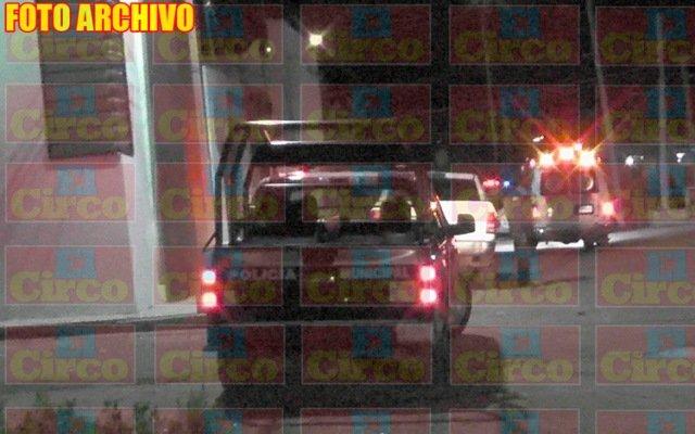 ¡Hombre fue ejecutado en el fraccionamiento La Comarca en Guadalupe!