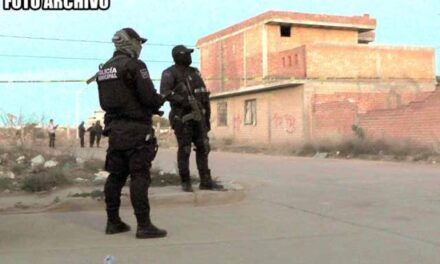 ¡Joven fue ejecutado con el 'tiro de gracia' en una tapia en Guadalupe!