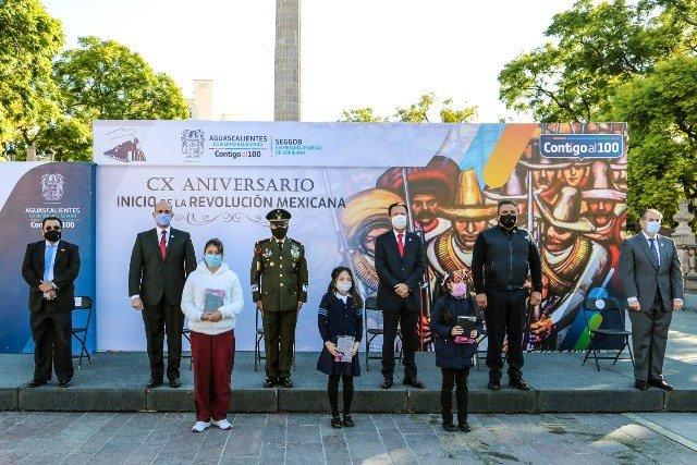 ¡La lucha de hoy es por el pacto federal surgido de la Revolución Mexicana: Manuel Cortina!