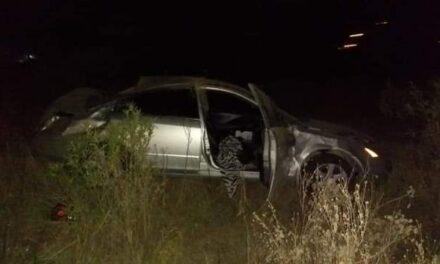 ¡Bebé de 2 años de edad murió tras volcadura de un automóvil en Aguascalientes!