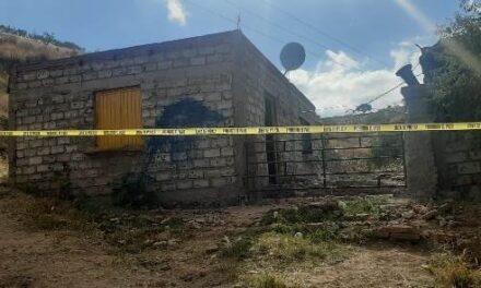 ¡Hombre se ahorcó en un camino de terracería en Calvillo, Aguascalientes!