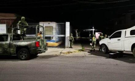 ¡Hallaron bolsas con carne y un narco-mensaje para la METROPOL en Guadalupe!