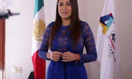 ¡Tere Jiménez refrenda compromiso para eliminar la violencia hacia las mujeres y niñas!