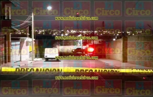 ¡Joven originario de Guatemala fue ejecutado en un domicilio en Fresnillo!