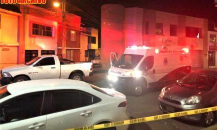 ¡Joven fue ejecutado de 4 balazos en una vecindad en Zacatecas!
