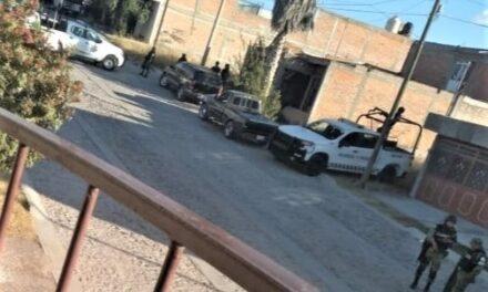 ¡Mujer fue ejecutada en Prados de la Estación en Encarnación de Díaz!
