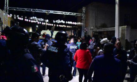 ¡Municipio de Aguascalientes refuerza operativo para atender denuncias por exceso de ruido!