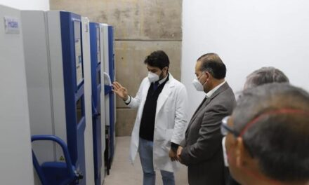 ¡Aguascalientes cuenta con una red de ultracongeladores para resguardo de la vacuna COVID-19 gracias a la UAA!