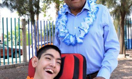 ¡Con mejores programas y servicios conmemora DIF Municipal el Día Internacional de las Personas con Discapacidad!