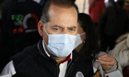 ¡Gobernador Martín Orozco no confía que la Federación envíe la vacuna en tiempo y forma a los Estados!