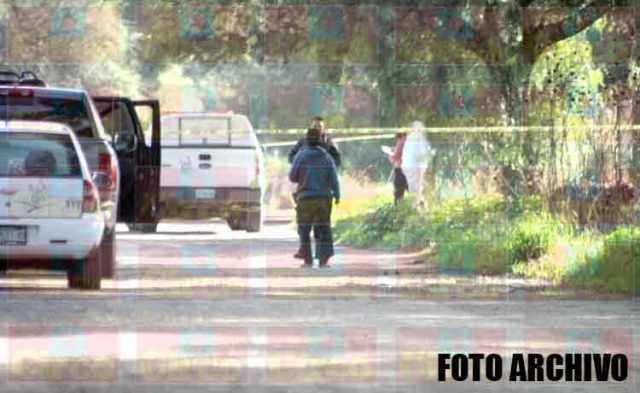 """¡Hallaron a un hombre asesinado a golpes en la brecha """"El Guaricho"""" en Lagos de Moreno!"""