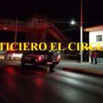 ¡Hombre se suicidó ahorcándose en un puente peatonal en Fresnillo en plena Navidad!