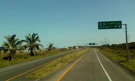 ¡Hallaron muerto a un trailero de Aguascalientes en Campeche!