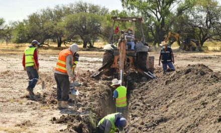 ¡Municipio realiza obras de infraestructura hidráulica para la zona poniente de la capital!