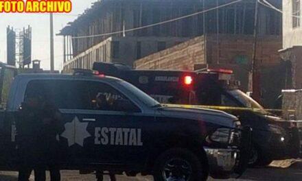 ¡Niño de 2 años de edad murió atropellado en Fresnillo!