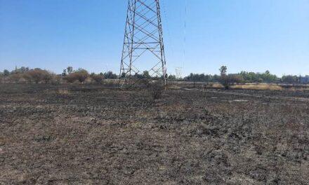 ¡Hombre se quitó la vida en plena Navidad colgándose de una torre de energía eléctrica en Aguascalientes!